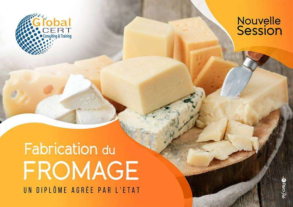 formation fromagerie